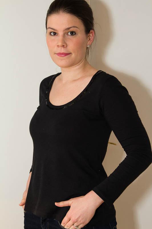 Tshirt noir-4